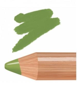 Pastello occhi insalata/green