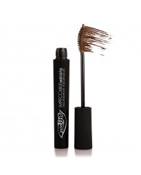 Mascara IMPECCABLE Biologico puroBIO MARRONE